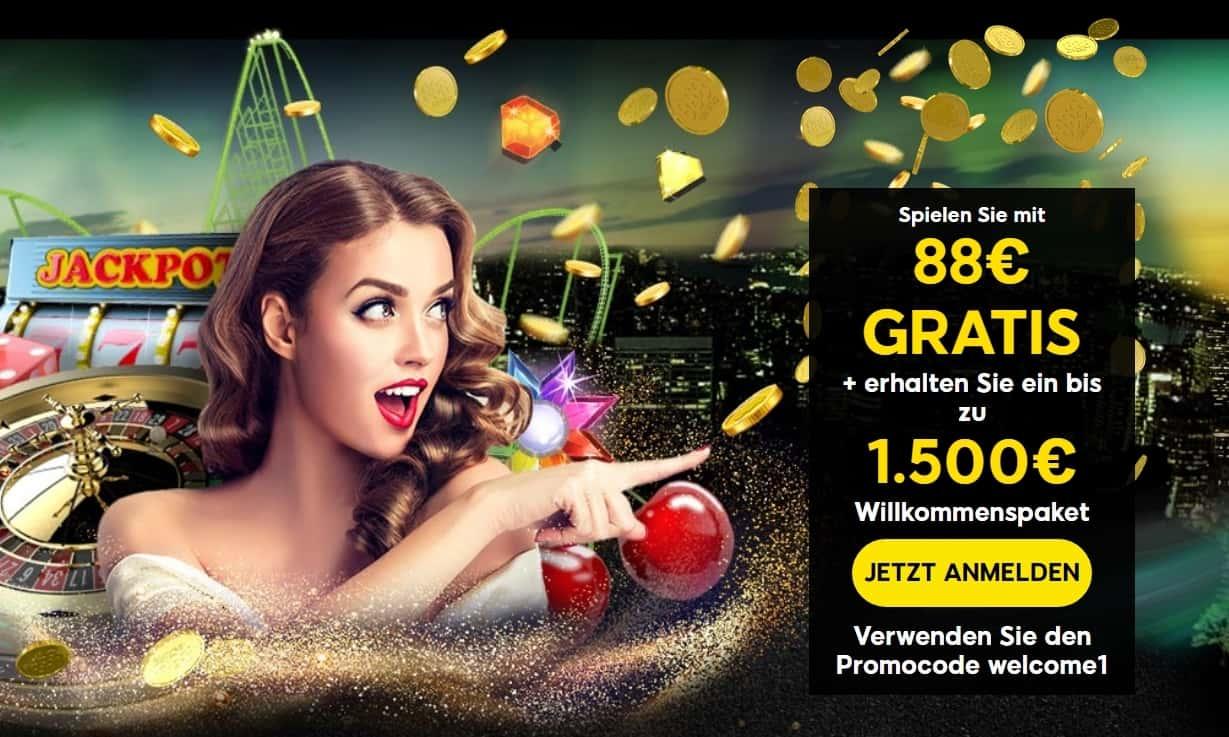 888 Casino Bonus Seite