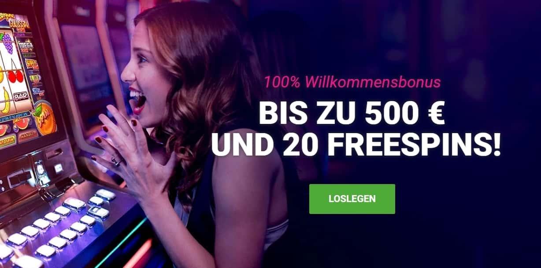 Party Casino Bonus Seite