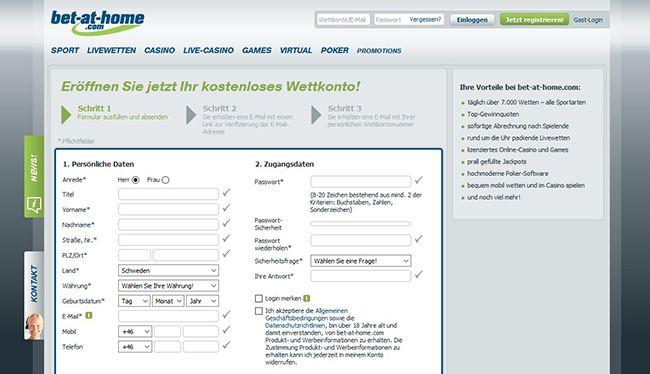 DE Bet-at-home Registrierung 2.1