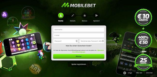 DE Mobilbet Registrierung 2.1