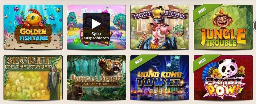 Slot Spiele 4 Leo Vegas