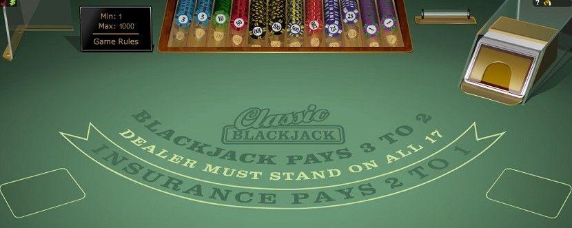Blackjack 3 Quasar Gaming