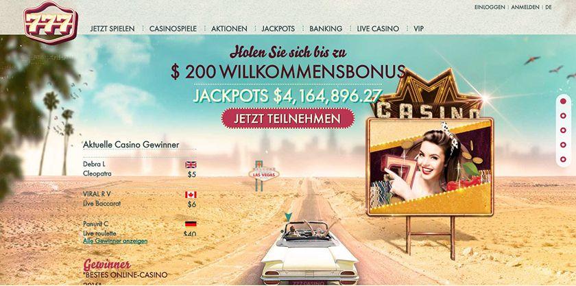 DE 777 Casino 3.1