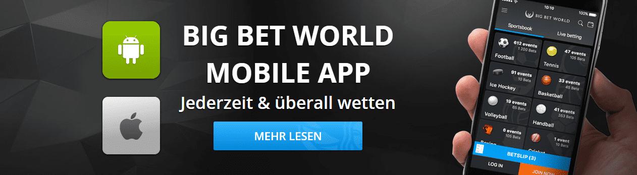 Bigbetworld Mobil