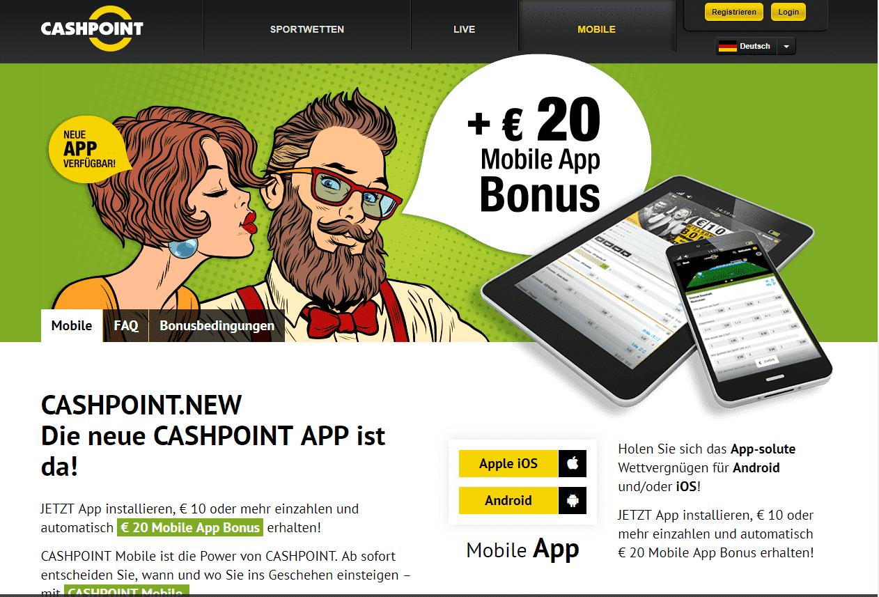 Cashpoint Mobil