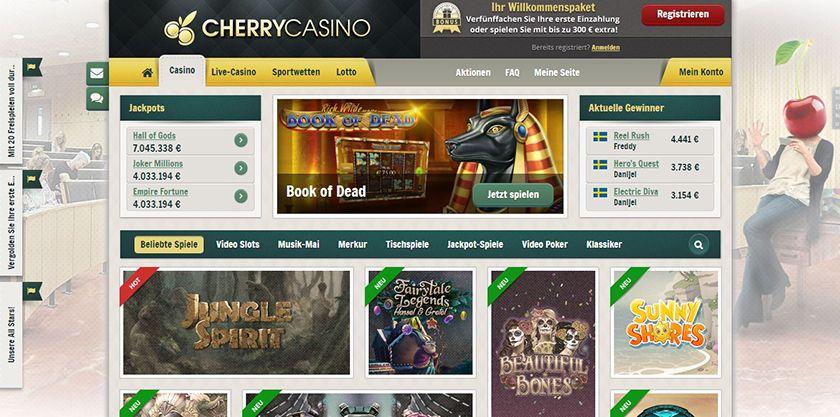 DE Cherry Casino 3.1