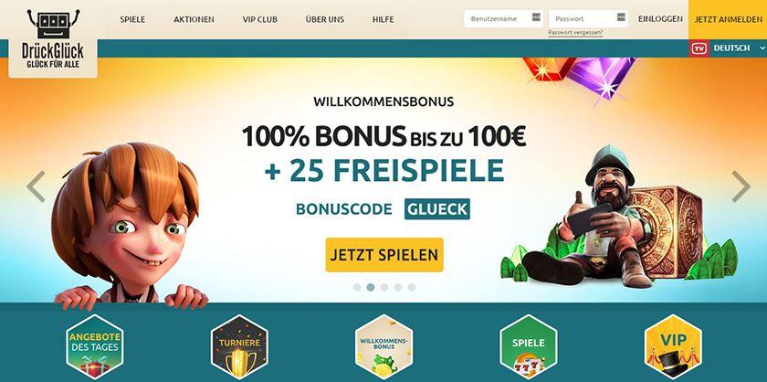 DE DrückGlück Casino 3.1