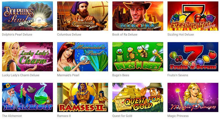 Slotspiele 2 Quasar Gaming