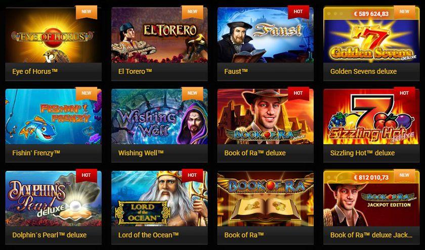Slotspiele 2 Stargames Casino