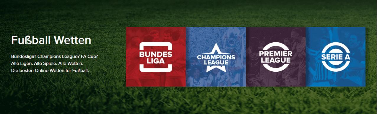 Wetten.com Fußball Wetten
