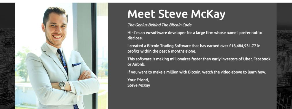 Bitcoin Code advantage