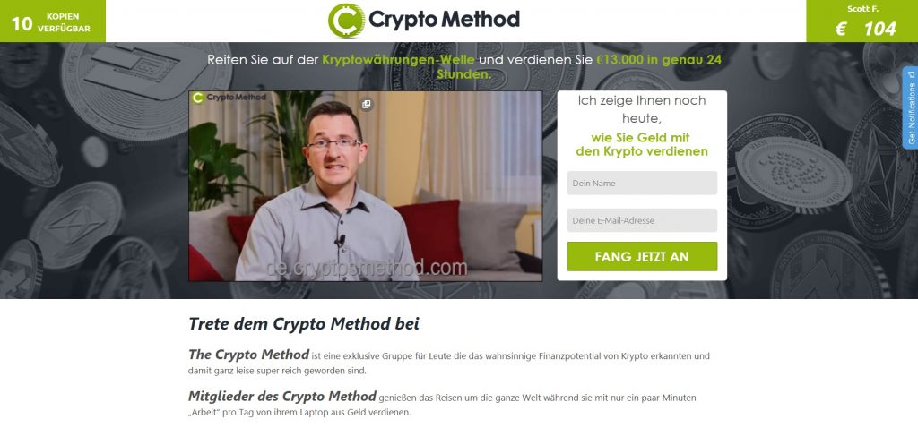 crypto-method