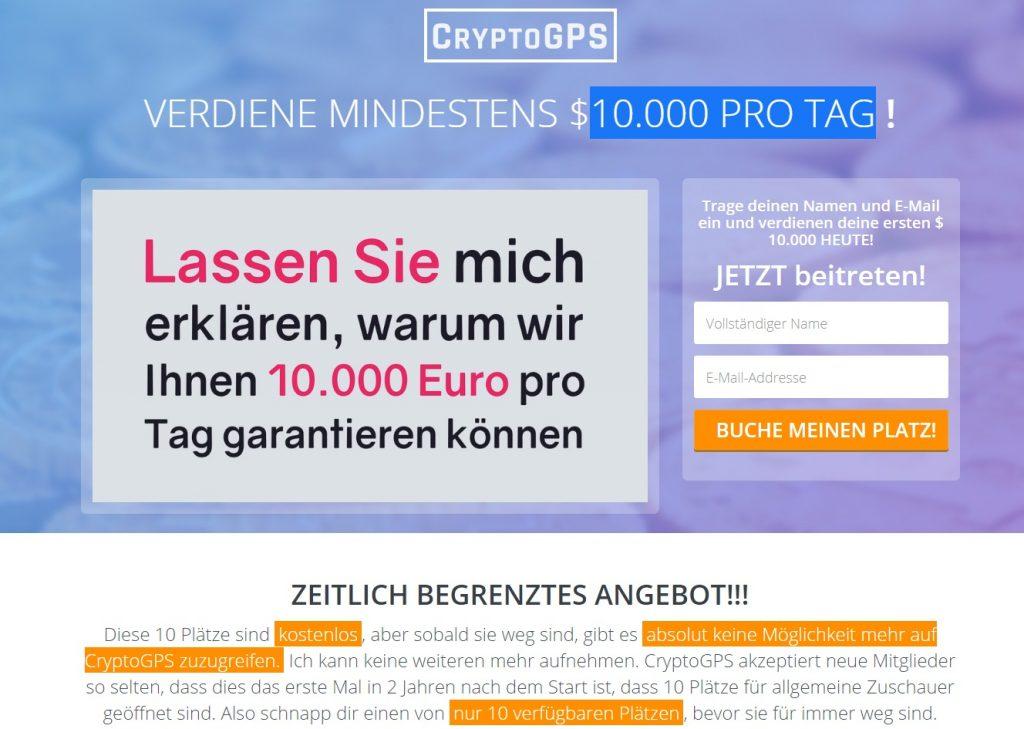 cryptogps