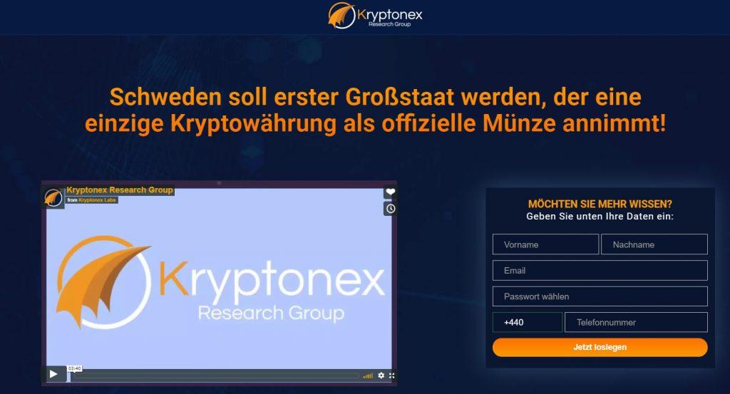 kryptonex research group