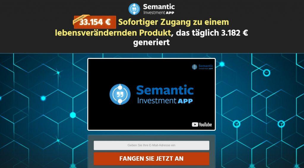 Semantic App