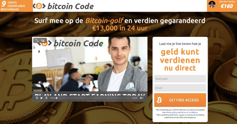 Bitcoin Code Ervaringen