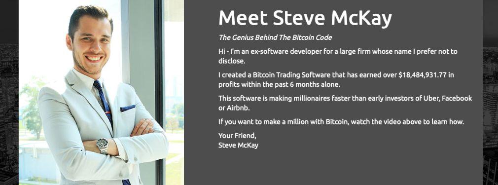 Bitcoin Code benefício