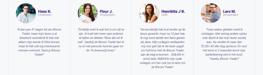 Bitcoin Trader Succes