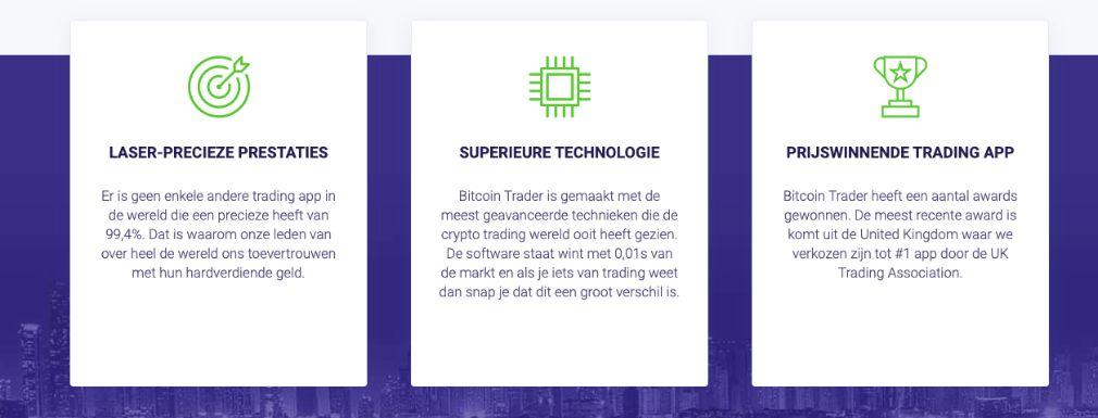Crypto Trader Voordelen