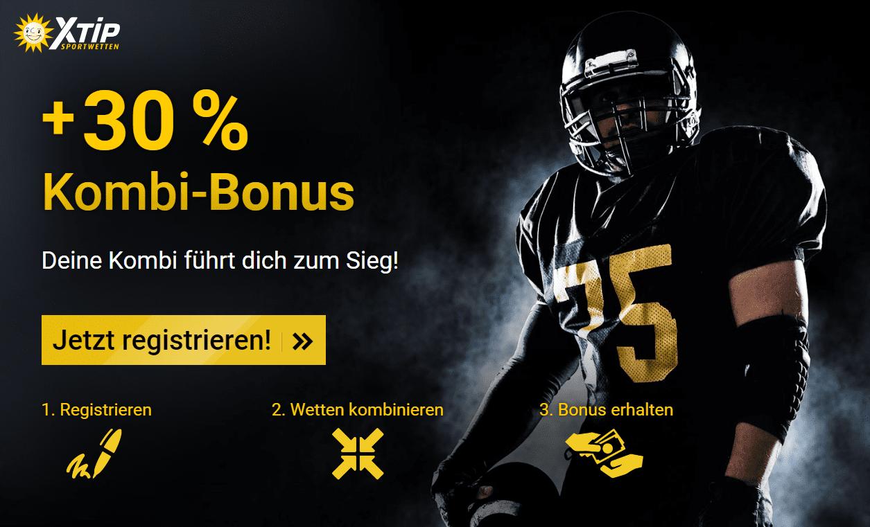 XTiP Kombi Bonus