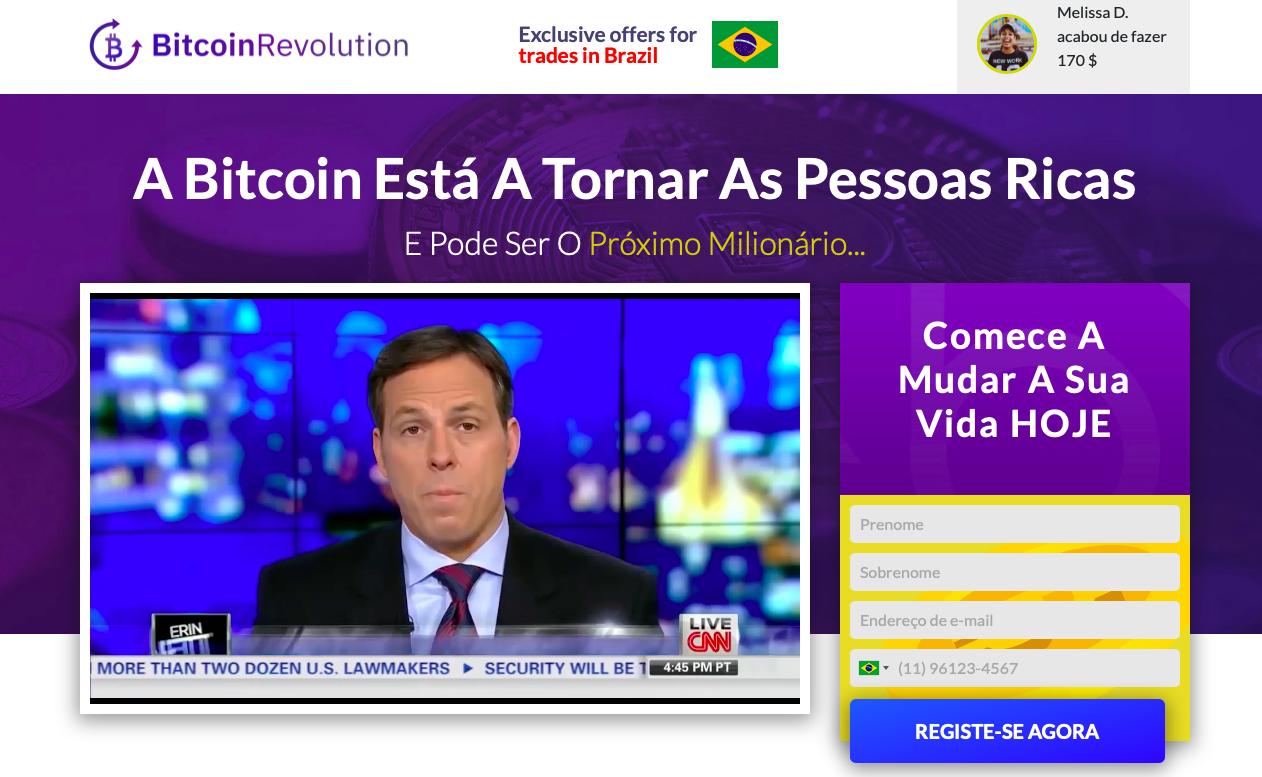 milionário bitcoin hoje revisão