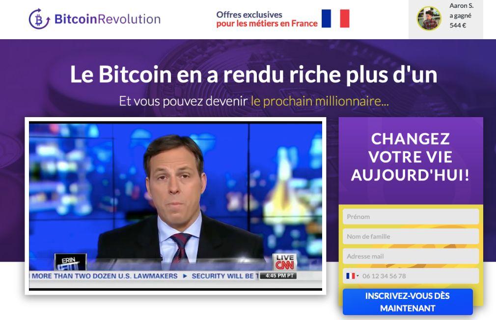 Bitcoin Revolution avis