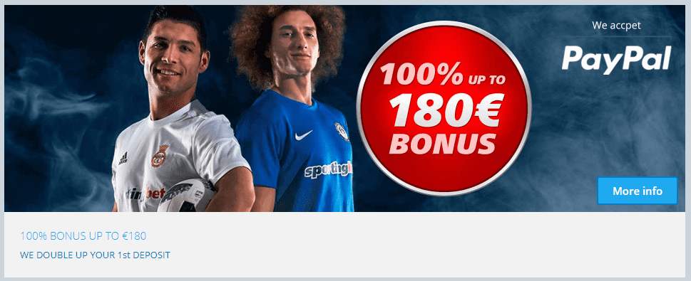 Sportingbet Bonus Seite