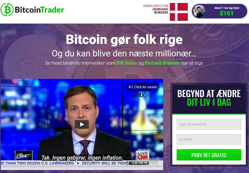 Bitcoin Trader fup
