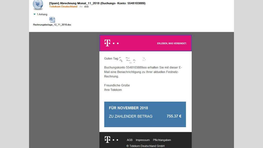 Quelle: https://www.hna.de/netzwelt/telekom-spam-erkennen-viren-auf-rechner-und-zugangsdaten-geklaut-onl-10559028.html