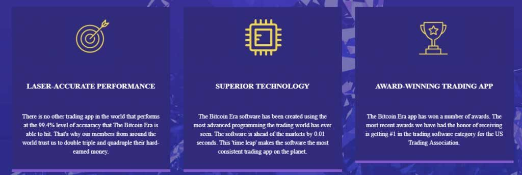 Bitcoin Era è una truffa