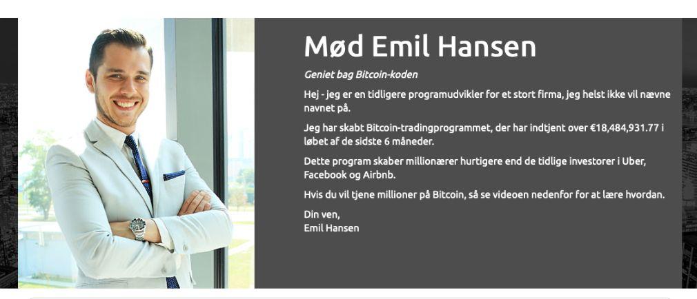 Bitcoin Code fordel