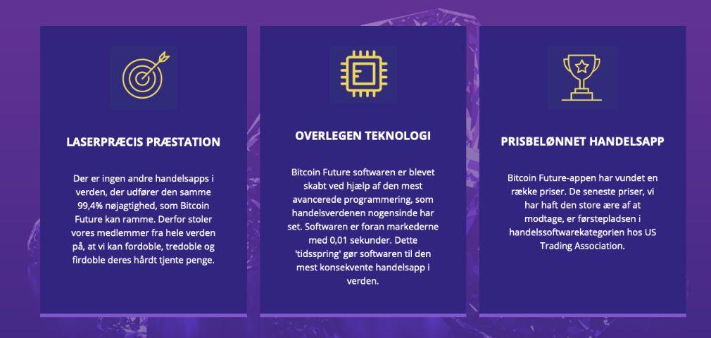 Bitcoin Future fordel