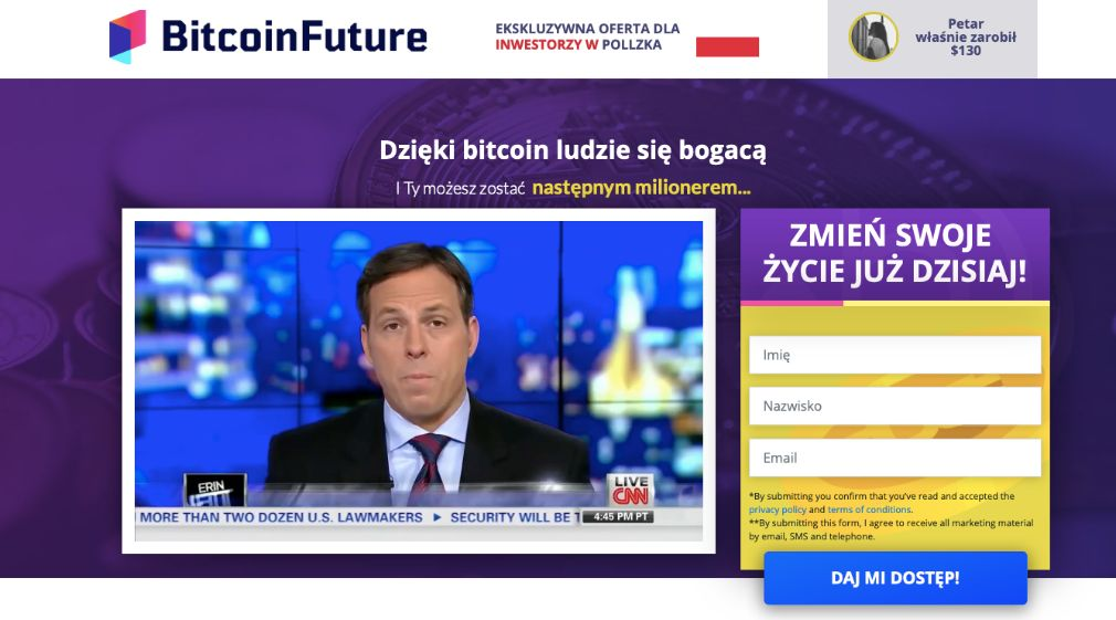 Bitcoin Future opinie