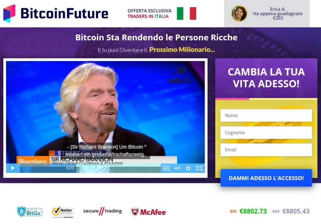 Bitcoin Future recensione
