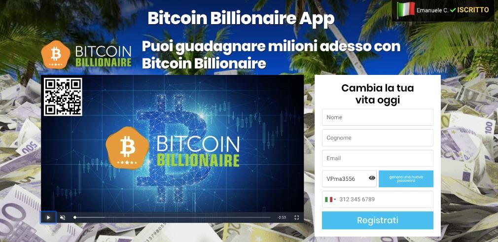 Bitcoin Billionaire recensione