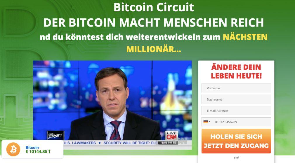 Bitcoin Circuit Erfahrungen & Test