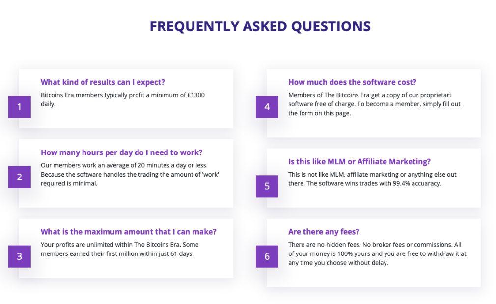 Bitcoin Era FAQ