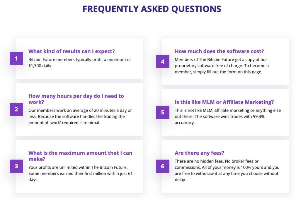 Bitcoin Future FAQ