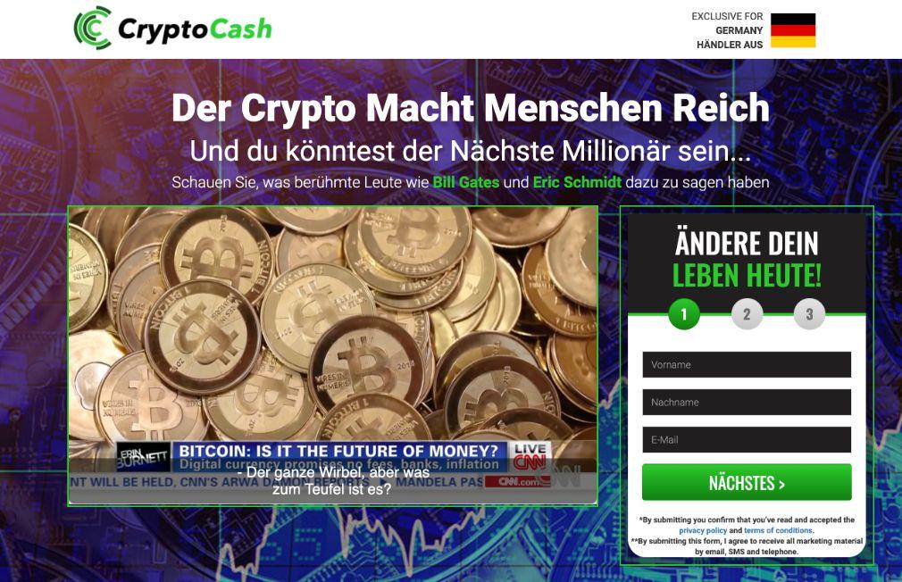 Crypto Cash Erfahrungen & Test
