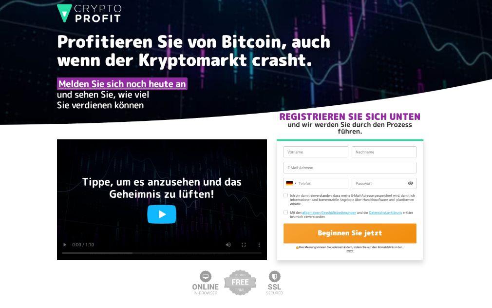 Crypto Profit Erfahrungen & Test