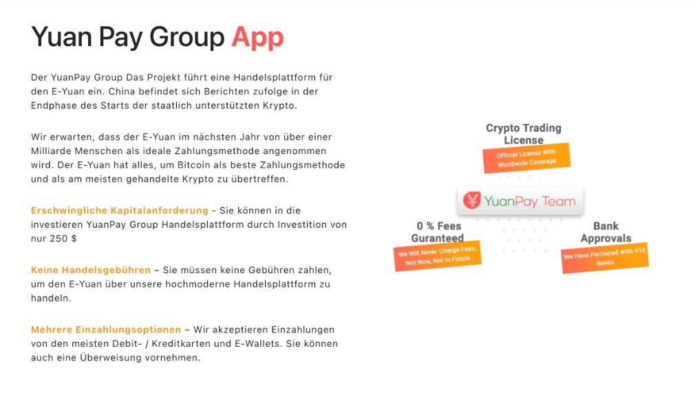 Yuan Pay Group Group App