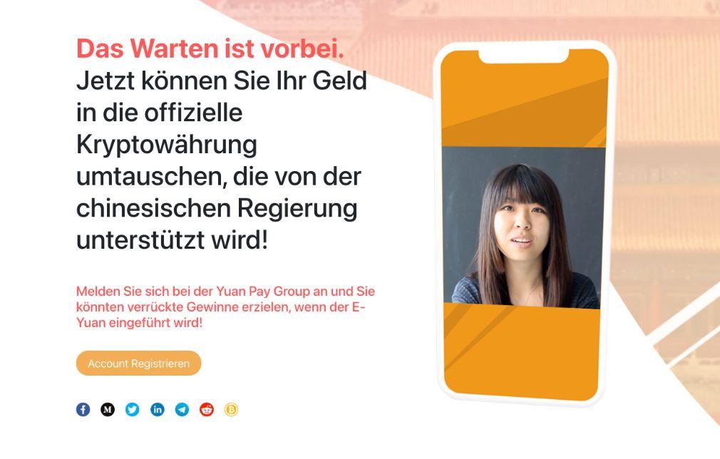 Yuan Pay Group Erfahrungen & Test