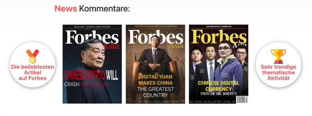 Yuan Pay Group in den Medien